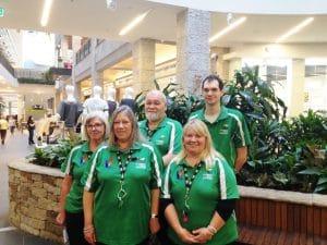 hunter volunteer centre welcome team members