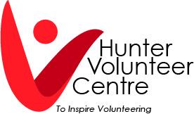 hunter volunteer centre logo